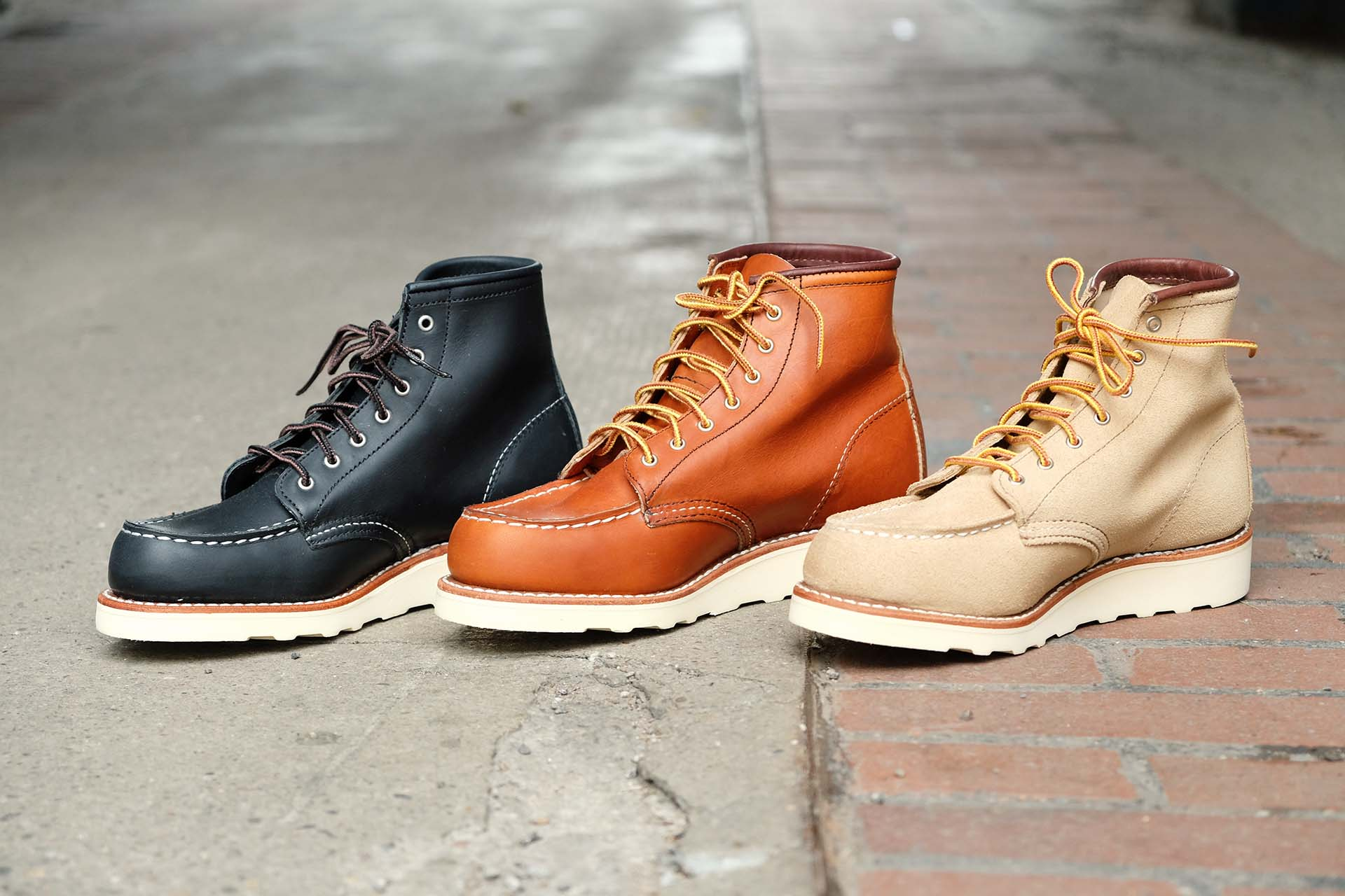 Red Wing Shoes Women Moc